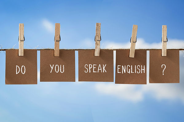 Language_Speak English_iStock-1008234622
