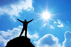 Inspiration_Success_Top of the mountain_