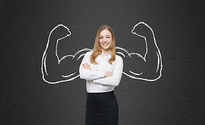 Control_Muscle arms_Woman_iStock-4865126