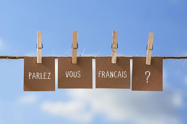 Language_Parlez vous FRANCAIS_iStock-100