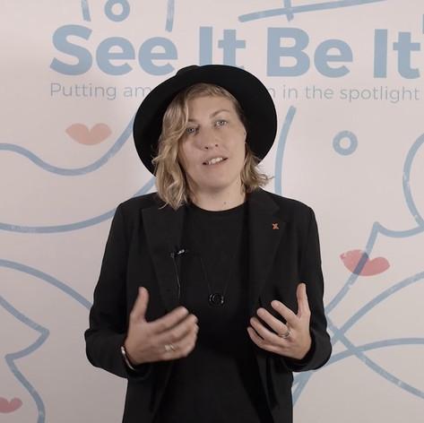 Interview Lizi Hamer , See It Be It Bulgaria