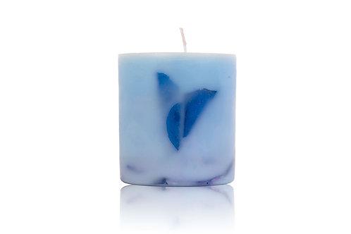 Handmade aroma candle Spa