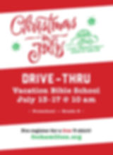 logo Christmas In July ONLINE AD EMAIL K