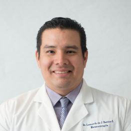 Doctor Leonardo de Jesús Barrios Saavedra