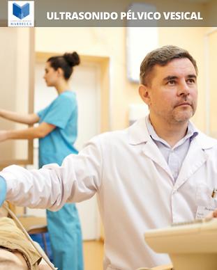 Ultrasonido Pélvico Vesical, Campaña Prevención, Complejo Médico Marbella