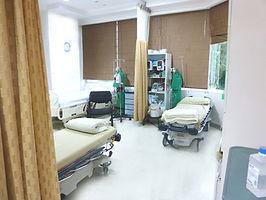 Sala de Recobros del Centro Quirúrgico CIRPA