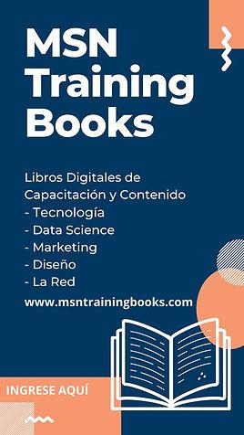 msn training books