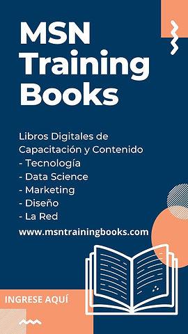 MSN Training Books, Libros Digitales de capacitación y Entrenamiento
