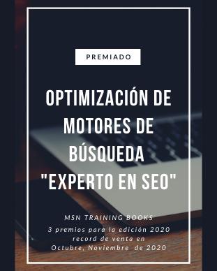 Experto en SEO, MSN Training Books, Desarrollo Multimedia