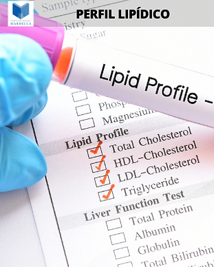 Perfil Lipídico, Campaña Prevención, Complejo Médico Marbella