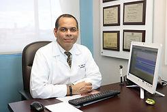 Doctor Omar Castillo Fernández, Oncología Clínica, MSN Salud