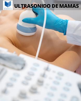 Ultrasonido de Mamas, Campaña Prevención, Complejo Médico Marbella