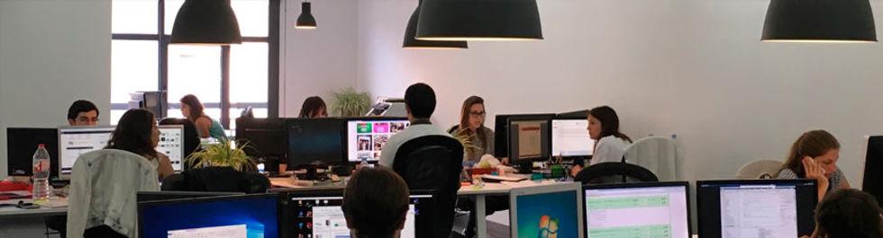 Desarrollo Multimedia, equipo de colaboradores