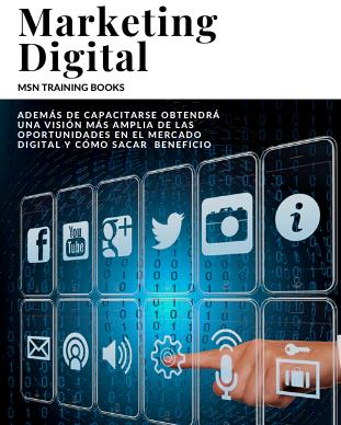 Marketing Digital, MSN Training Books, Desarrollo Multimedia