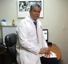 Doctor Roque Pinilla, Ortopeda y Taumatologo