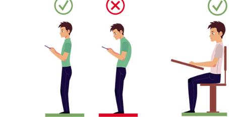 Ergonomía Postural: cómo mejorar tu postura en el trabajo