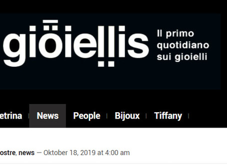 Gioiellis // Das Programm der Mailänder Schmuckwoche