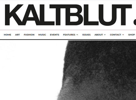 Kaltblut Magazine // Home Stories by AA-COLLECTED