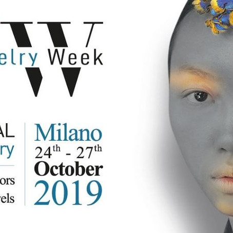 Exhibition during Milan Jewelry Week 2019 Fall Edition //  24-27 October 2019