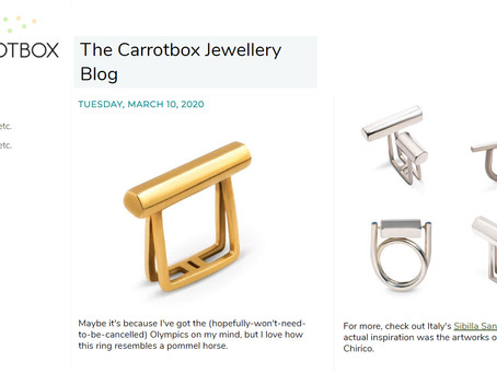 The Carrotbox Jewellery Blog