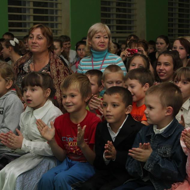 благотворительный концерт Артема Каторгина