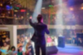 звезда эстрады шоу голос певец уникальный высокй красивый парень заказать парня