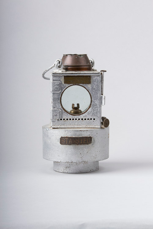 Early 20th Century Train Lamp