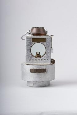 Early 20th Century Train Lamp