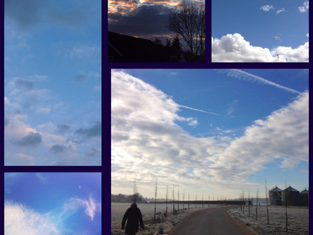 Thursdays Thought: What Clouds can Teach Us About Photography!
