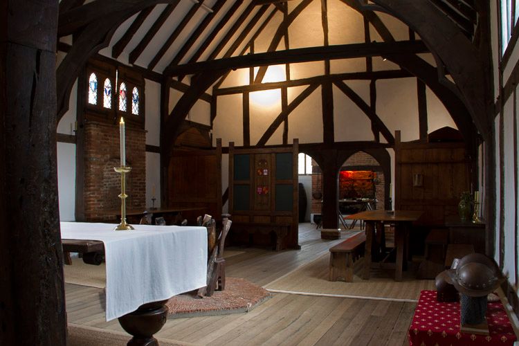 Southchurch Hall - Main Hall