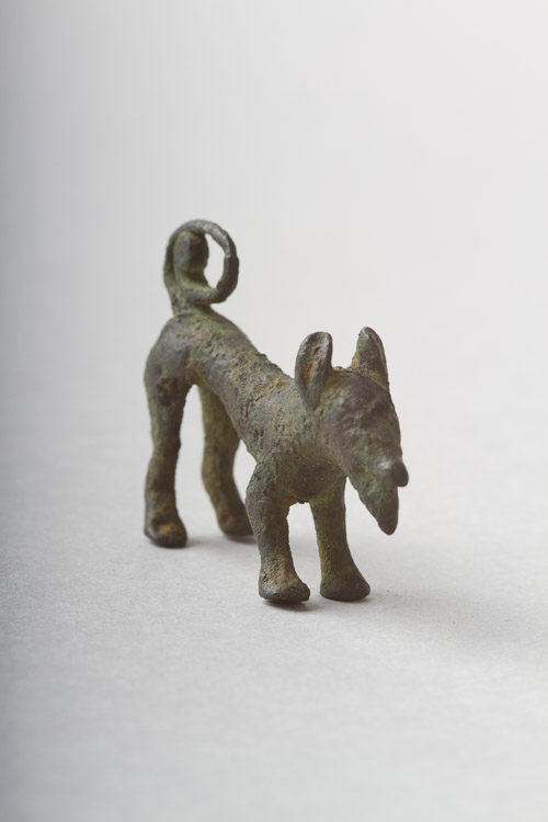 Medieval Bronze Dog