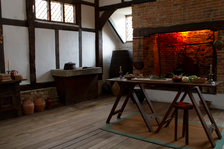 Southchurch Hall - Kitchen