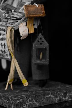 Pedlar Doll Detail II