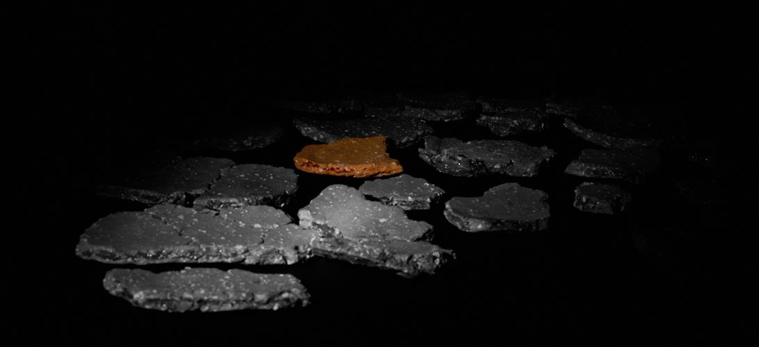 Bronze Age Pot Sherd II