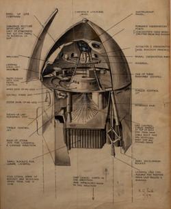 Pre-war Moonship 1939