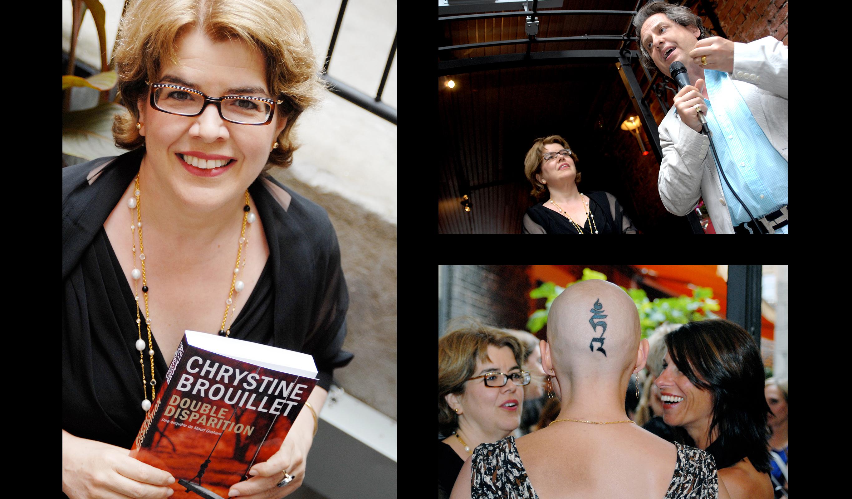 Lancement Christine Brouillette