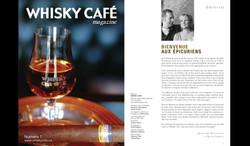 Magazine du Whisky Café