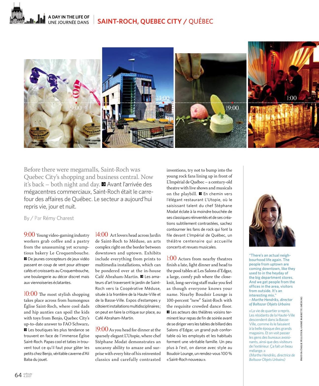 Magazine enRoute