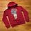 Thumbnail: Dark violet dirty sprite hoodie