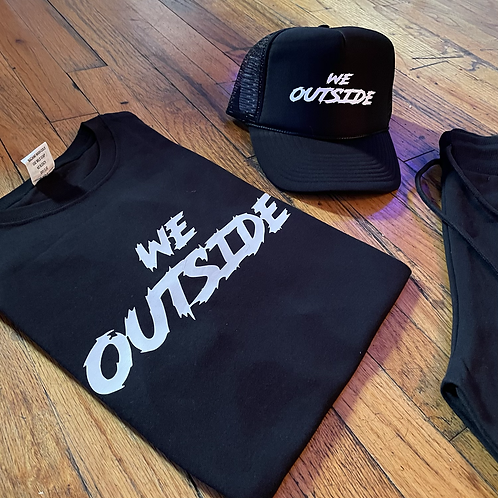 We outside merch Pack