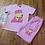 Thumbnail: Pink Cam short set