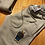 Thumbnail: 1 of 12 Grey biggie bear sweatsuit set