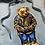 Thumbnail: Powder blue Biggie bear