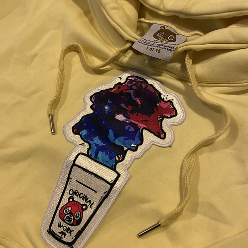 Cream Dirty Sprite Limited Ed. Sweatsuit