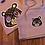 Thumbnail: Tan LV bear short set