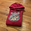 Thumbnail: Dark violet Dior bear hoodie