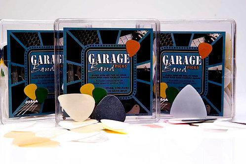 Garage Band Picks. Caixa com 100 palhetas