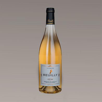 Reuilly Gris La Licorne Rose