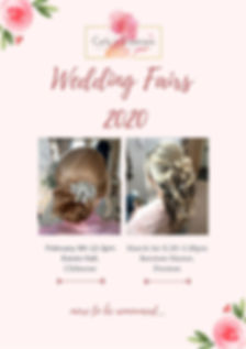 wedding fairs 2020