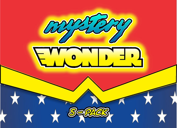Mystery Wonder 5-Pack Collectables
